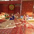 27 мая Туркмения отмечает День ковра