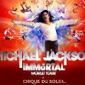 Цирк Дю Солей привезет в Петербург шоу, посвященное Джексону