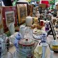 «Блошиный рынок» будет работать на Тишинке в Москве