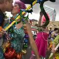 Леди Гага приняла участие в гей-параде