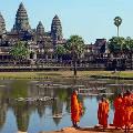 В Камбодже появился храм Анжелины Джоли