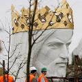 Польша побила рекорд Бразилии, установив самую высокую статую Христа